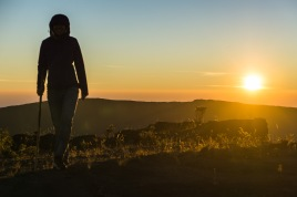 Tambora Trekking on top of Mount Tambora