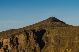 Mount Tambora summit